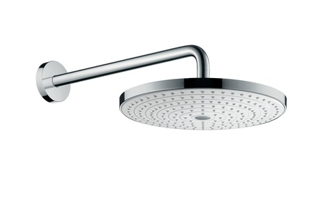Raindance Select S 300 2jet overhead shower with shower arm 390 mm