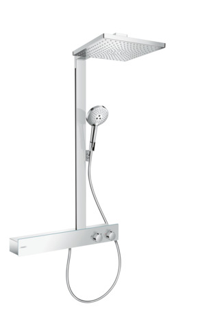 Showerpipe 300 1jet with ShowerTablet 600
