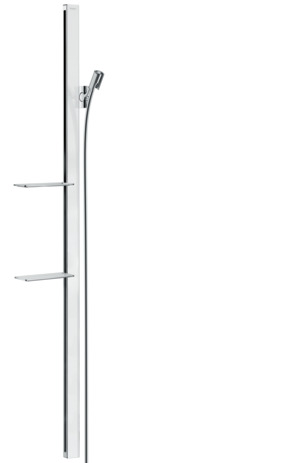 Shower bar E 150 cm with shower hose