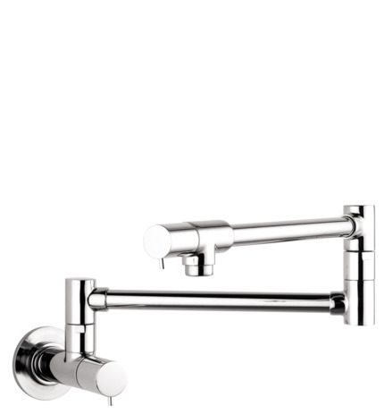 Talis S Pot Filler, Wall-Mounted