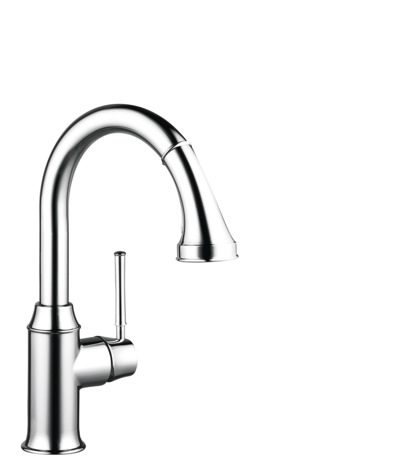 Talis C 2-Spray Prep Kitchen Faucet, Pull-Down