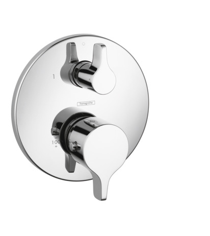 S/E Thermostatic Trim with Volume Control
