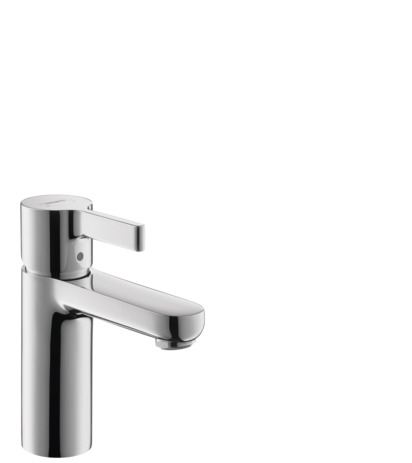 Metris S Single-Hole Faucet without Pop-Up, 1.0 GPM