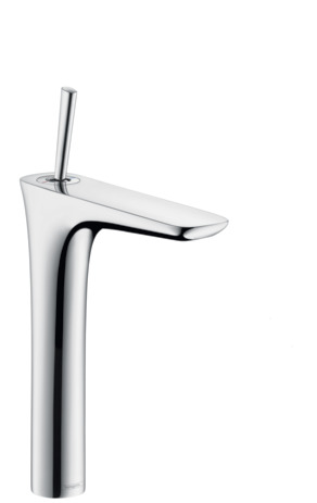 PuraVida 240 Single-Hole Faucet without Pop-Up, 1.2 GPM