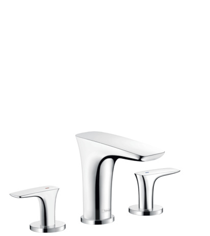 PuraVida 110 Widespread Faucet without Pop-Up, 1.2 GPM