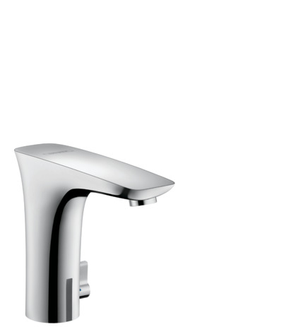 Electronic Faucet with Temperature Control