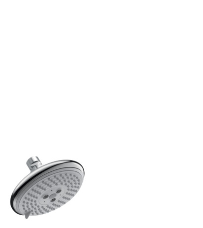Raindance E 120 AIR 3-Jet Showerhead, 2.5 GPM