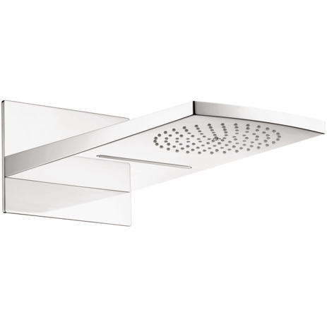 Raindance Rainfall AIR 180 2-Jet Showerhead Trim, 2.5 GPM