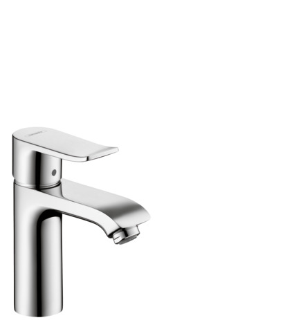 Metris 110 Single-Hole Faucet CoolStart without Pop-up