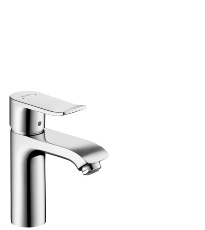 Metris 110 Single-Hole Faucet without Pop-Up, 1.0 GPM