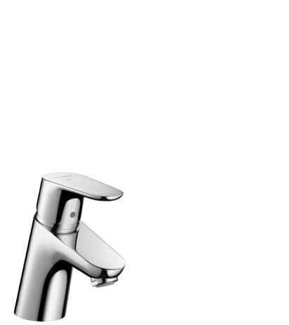 Focus 70 Single-Hole Faucet CoolStart without Pop-up, 1.2 GPM