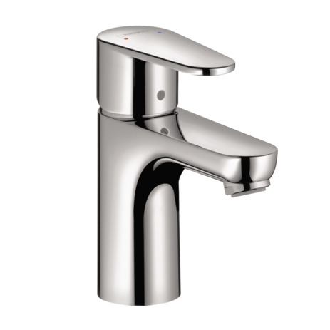 Single-Hole Faucet 80 with Pop-Up Drain, 1.2 GPM