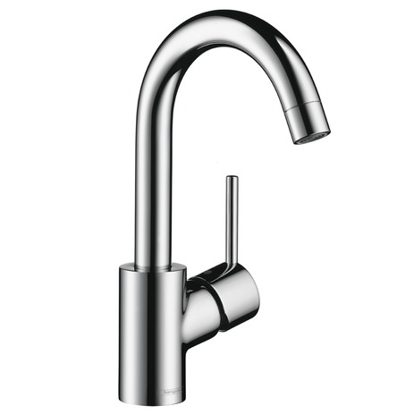 Talis S Single-Hole Faucet, High Swing Spout