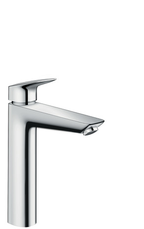 Logis Washbasin Faucets Single Lever Chrome Art No 71090001