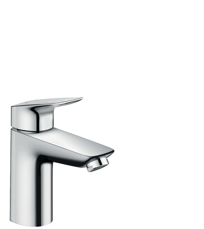 Logis 100 Single-Hole Faucet without Pop-Up, 1.0 GPM