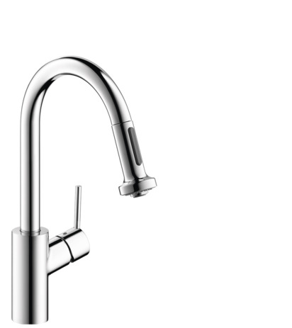 Talis S 2-Spray Prep Kitchen Faucet, Pull-Down, 1.75 GPM