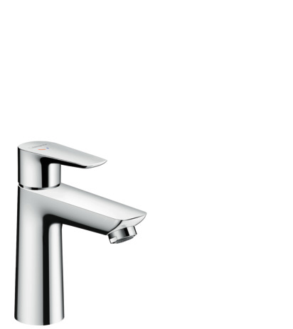 Talis E 110 Single-Hole Faucet without Pop-Up, 1.0 GPM