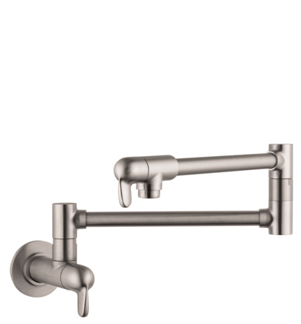 Allegro E Pot Filler, Wall-Mounted