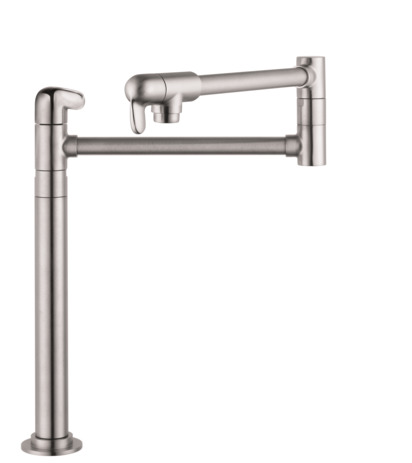 Allegro E Pot Filler, Deck-Mounted