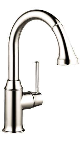 Talis C 2-Spray Prep Kitchen Faucet, Pull-Down, 1.75 GPM