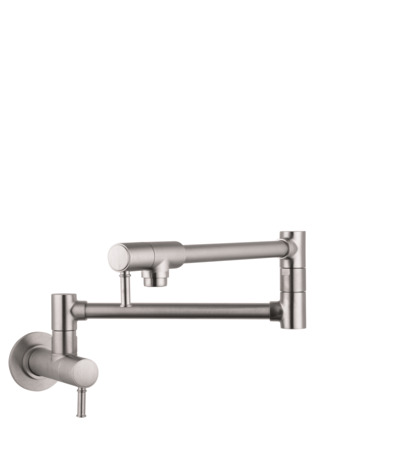 Talis C Pot Filler, Wall-Mounted