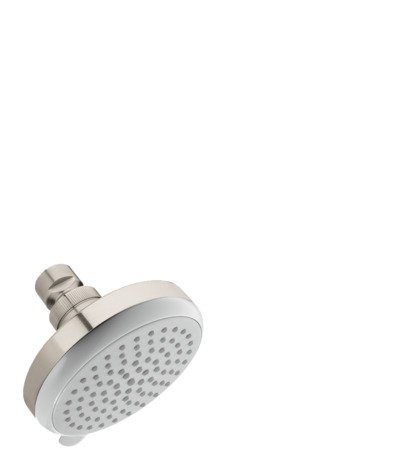 hansgrohe showerheads croma 100 4 spray modes 04331820. Black Bedroom Furniture Sets. Home Design Ideas