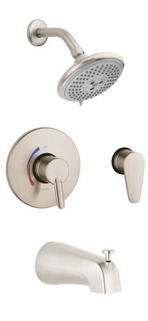 Focus S Shower System Combination Set