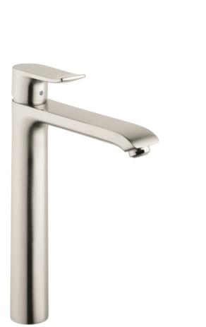 Metris Washbasin Faucets Brushed Nickel 31082821