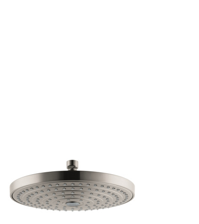 Raindance Select S 240 AIR 2-Jet Showerhead, 2.5 GPM