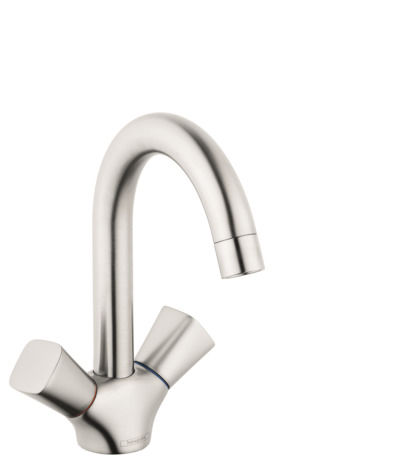 Logis 150 Single-Hole Two-Handle Faucet, 1.2 GPM