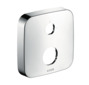 Extension escutcheon two hole 0-1-2