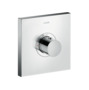 ShowerSelect Highflow termostat Square för inbyggnad