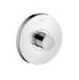 AXOR ShowerSelect Round thermostatic mixer highflow for concealed installation