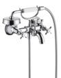 2-Volanlı Banyo Bataryası Aplike DN15