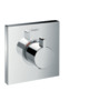 Thermostatic mixer for concealed installation