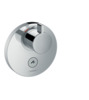 Thermostatic mixer highflow for concealed installation for 1 function and additional outlet