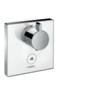 ShowerSelect Glas termostat Highflow med afspærring