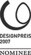 Nominated for the Design Award of the Federal Republic of Germany 2007