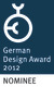 German Design Award - Nominee 2012