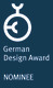 German Design Award - Nominee 2013