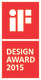 iF product design award 2015