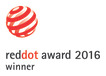 Red Dot product design award 2016