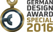 German Design Award Special Mention 2016