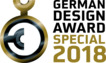 German Design Award - Nominee 2018