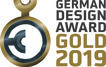 German Design Award (Gold) 2019