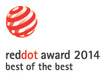 Red Dot product design award 2014
