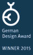 German Design Award - Nominee 2014