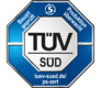 TÜV SÜD - Production monitored - Type Tested