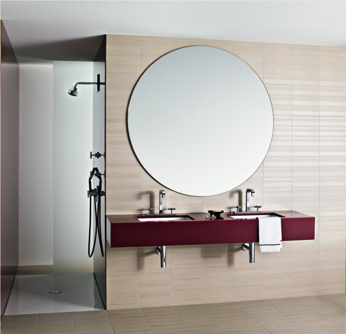 axor accessoires axor citterio plaque de recouvrement. Black Bedroom Furniture Sets. Home Design Ideas