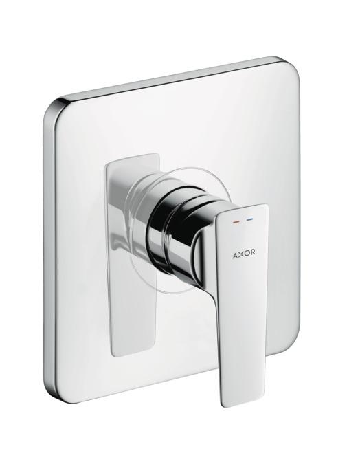axor citterio e shower mixers 1 outlet chrome 36655000. Black Bedroom Furniture Sets. Home Design Ideas